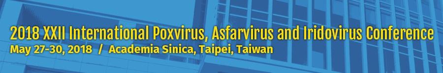 Poxvirus 2018 Banner